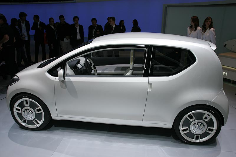 VW Studie up!: 3,45 m lang