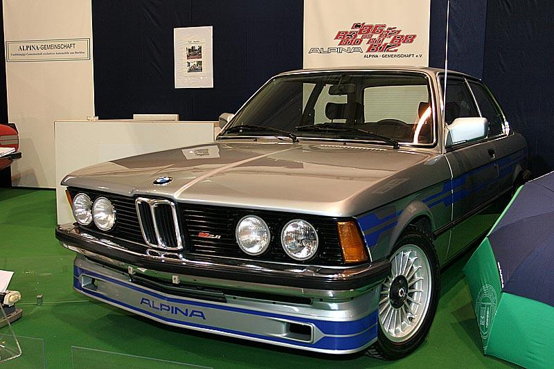 Alpina B6 2,8 (Modell E21), Stückzahl: 324, 2.788 cccm, 200 PS, 222 km/h