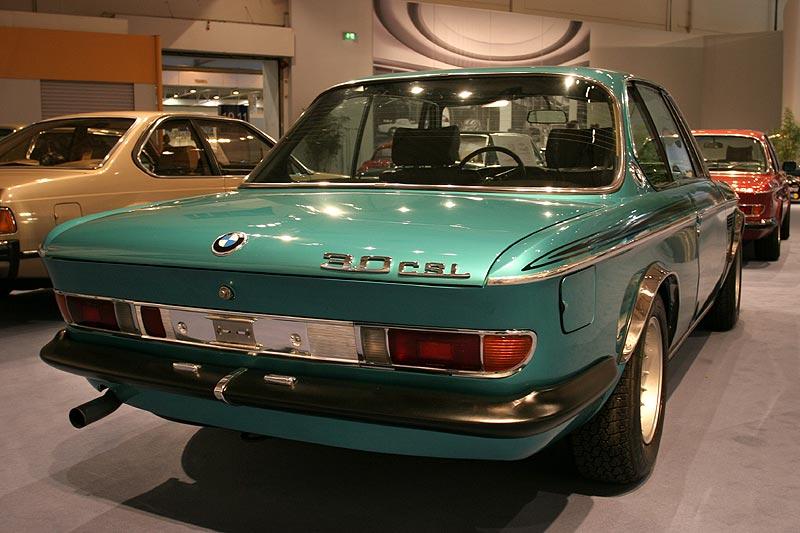 BMW 3.0 CSL, Bauzeit: 1972-1975, Stückzahl: 1.265, 180-206 PS, 2.985-3.153 cccm, 1.265 kg