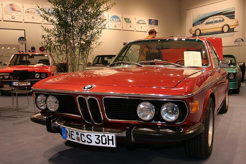 BMW 3,0 CS (E9), Bauzeit: 1971-1975, Stückzahl: 11.063, 180 PS, 2.985 cccm, 213 km/h