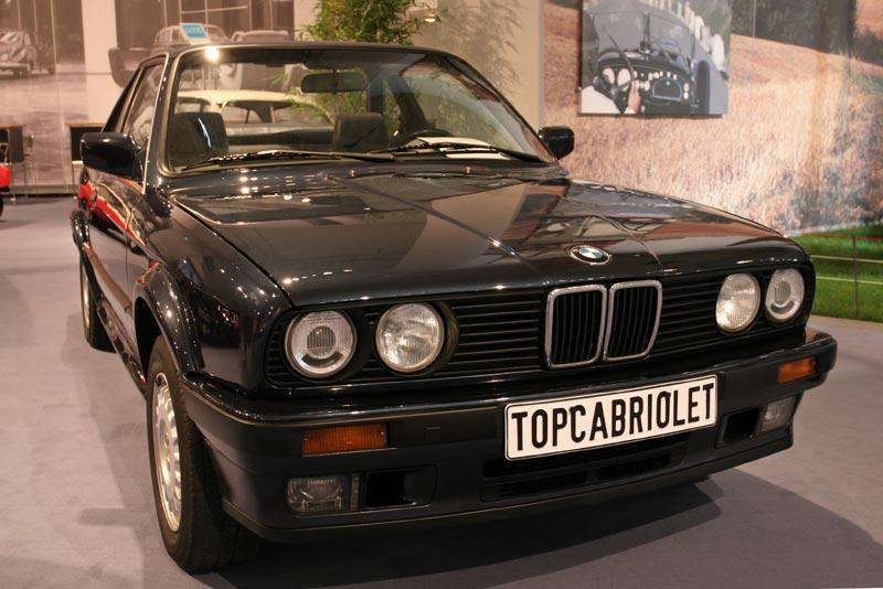 BMW 325iX Baur TC 2, Bauzeit: 1985-1990, 170 PS bei 5.800 U/Min., 2.494 cccm, 206 km/h