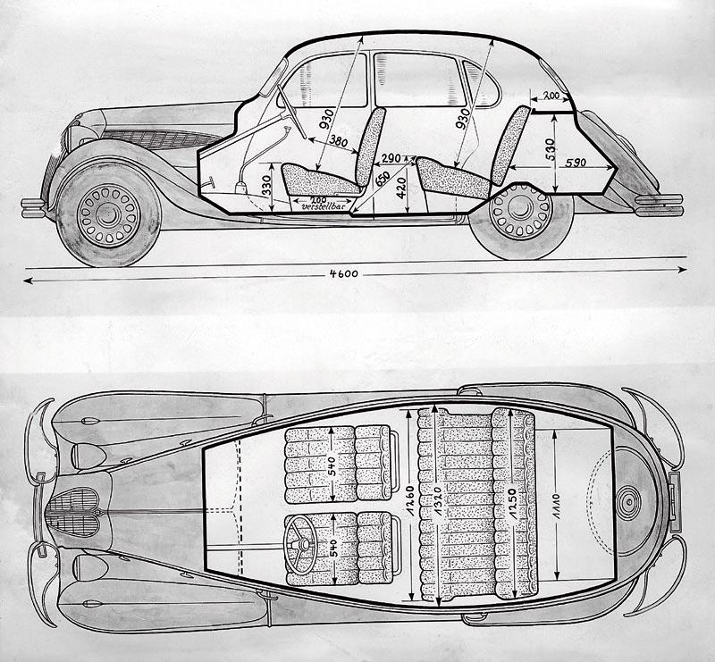 BMW 326, seit 1936 in der gehobenen Mittelklasse