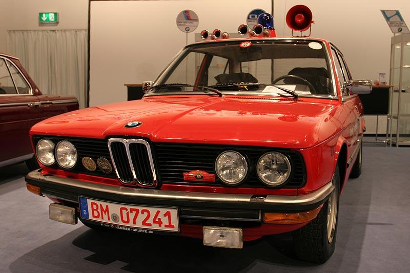 BMW 520-4 (E12), 4-Zyl.-Motor, 1.977 cccm, 115 PS, 178 km/h