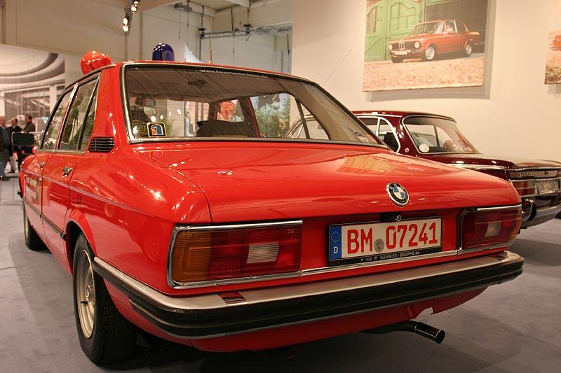 BMW 520-4 (E12)