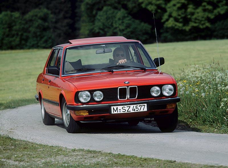 Diesel mit Fahrdynamik und Laufkultur: BMW 524td, ab 1983