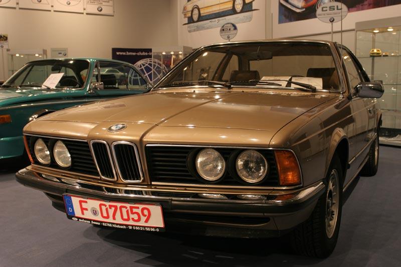 BMW 630 CS, Bauzeit: 1976-1979, Stückzahl: 3.972, 185 PS, 2.986 cccm, 1.490 kg, 210 km/h
