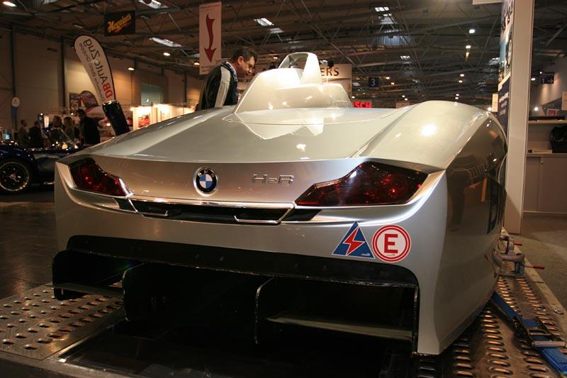 BMW Wasserstoff-Fahrzeug H2R