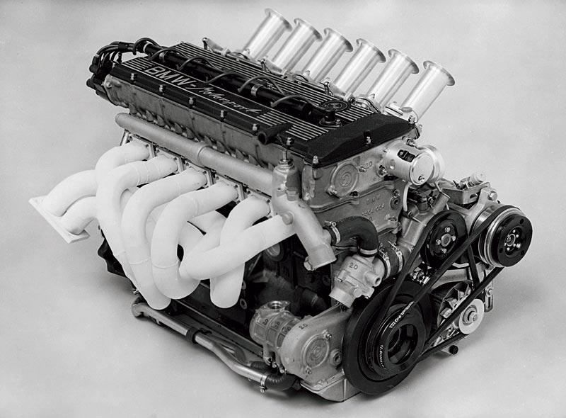 Erster Vierventiler aus München: der BMW M1 Motor, 1978