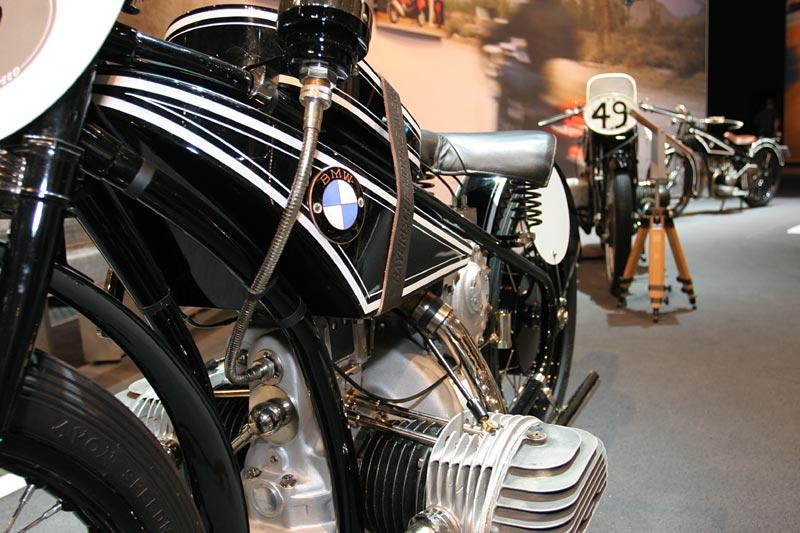 BMW WR 750, absoluter Geschwindigkeitsrekord 1929 mit 216,75 km/h