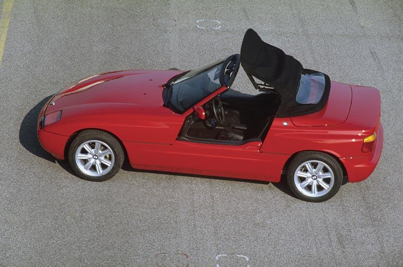 BMW Z1, Roadster, ab 1988