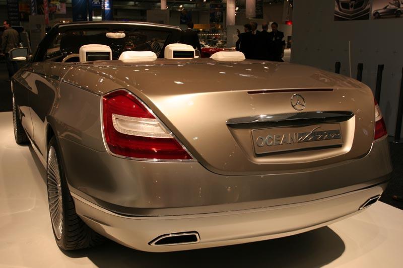 Concept Ocean Drive auf Basis des Mercedes S600 mit V12-Zylinder-Motor