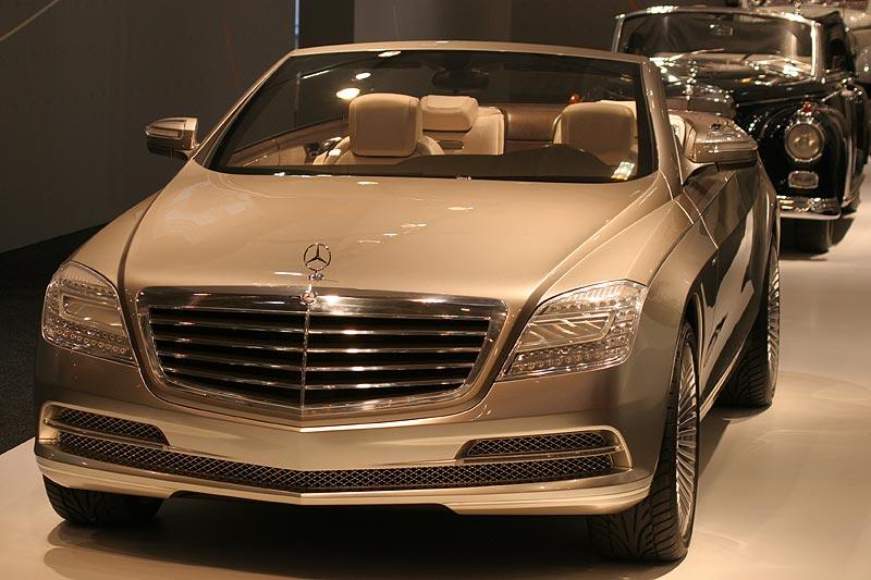 Concept Ocean Drive, 5.514 cccm, 380 kW/517 PS, 250 km/h
