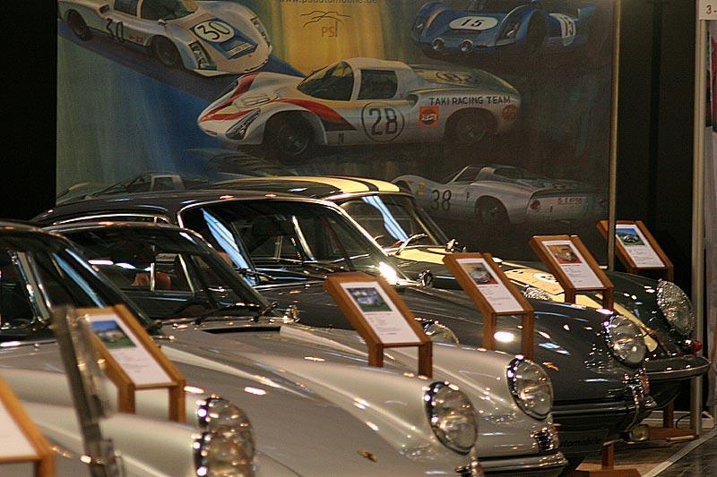Porsche Verkaufsstand