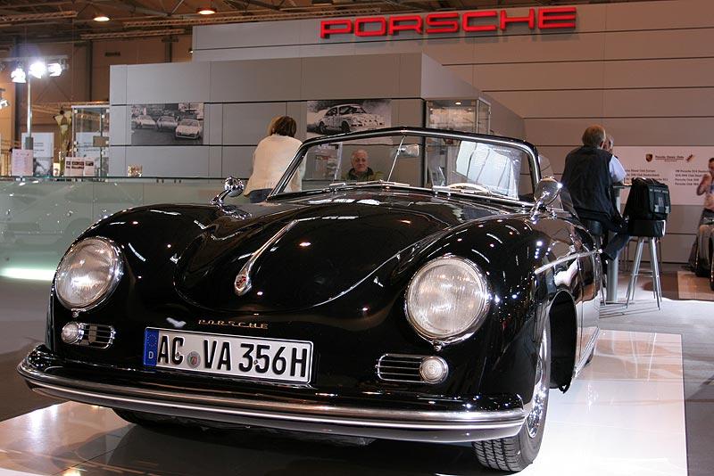 Porsche 356 Vor-A Cabriolet, Baujahr 1953, 70 PS, 175 km/h, Neupreis: 15.800 DM
