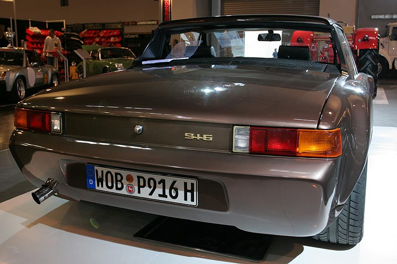 Porsche 916, 216 Nm bei 5.200 U/Min., 5-Gang-Schaltgetriebe, Vorbesitzer: Wolfgang Porsche