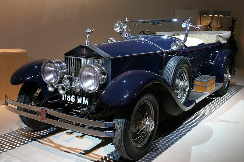 Rolls-Royce auf der Techno Classica 2007
