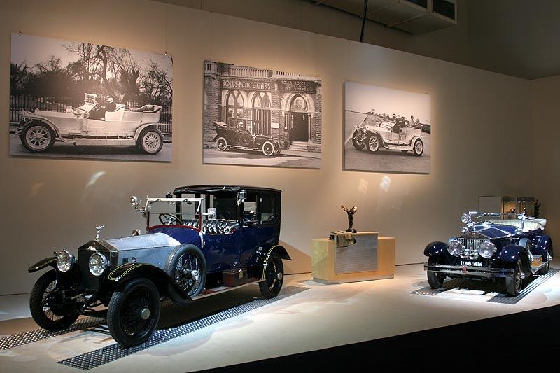 Rolls-Royce Messestand