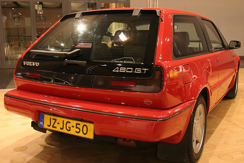 1987 Volvo 480 ES related infomation,specifications - WeiLi Automotive Network