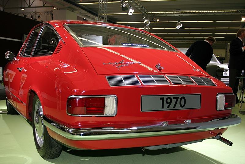 Karman Ghia TC 145. Der TC 145 wurde bei Karman in Brasilien entwickelt und nur dort verkauft.