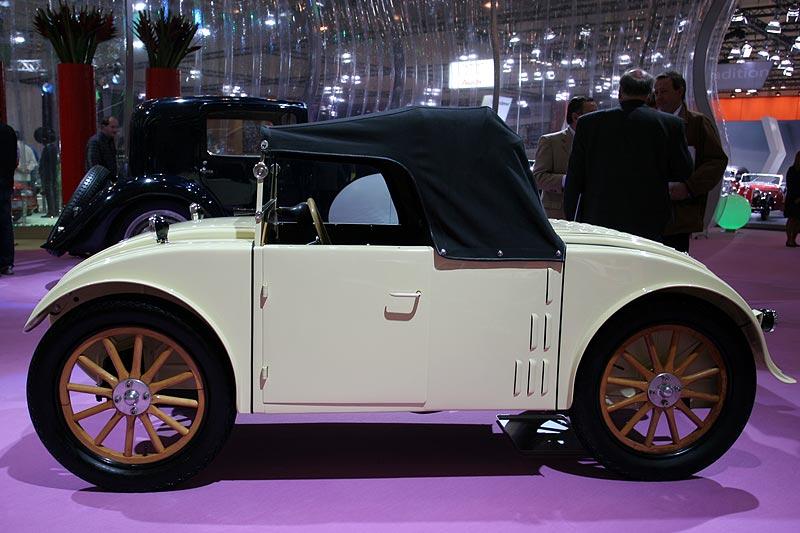 VW aus dem Jahr 1927
