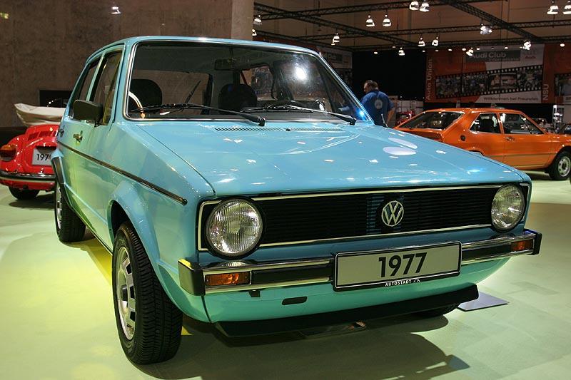 1977: VW Golf Nr. 1.505.949, weltweit meistgebautes Auto mit unverändertem Konzept