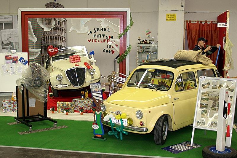 50 Jahre Fiat 500