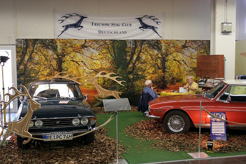 Triumph Stag Club Deutschland