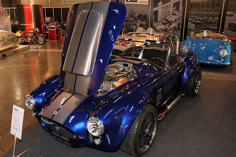 Weineck Cobra 7,5 V8, aus dem Jahr 1966, Einzelanfertigung mit 669 PS