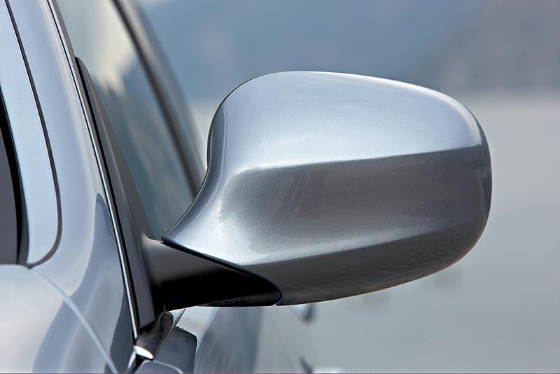 BMW 3er, Außenspiegel nach dem Facelift