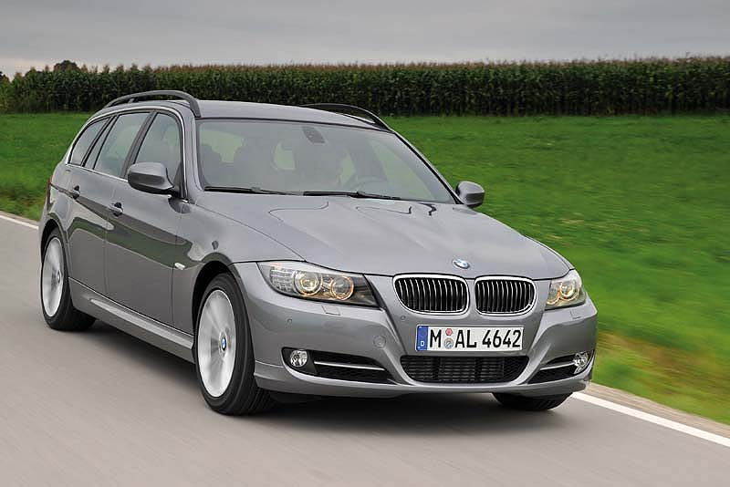 foto bmw 3er touring modell e91 lci on location vergr ert. Black Bedroom Furniture Sets. Home Design Ideas