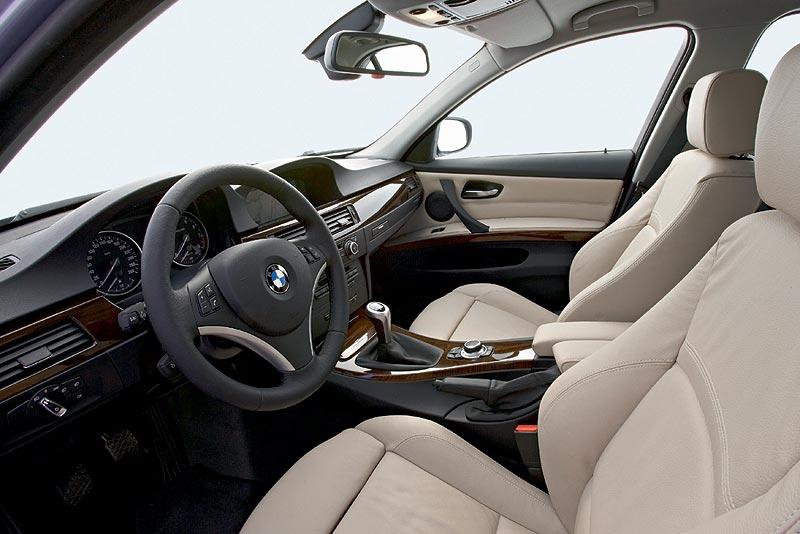 BMW 3er, Cockpit, Facelift
