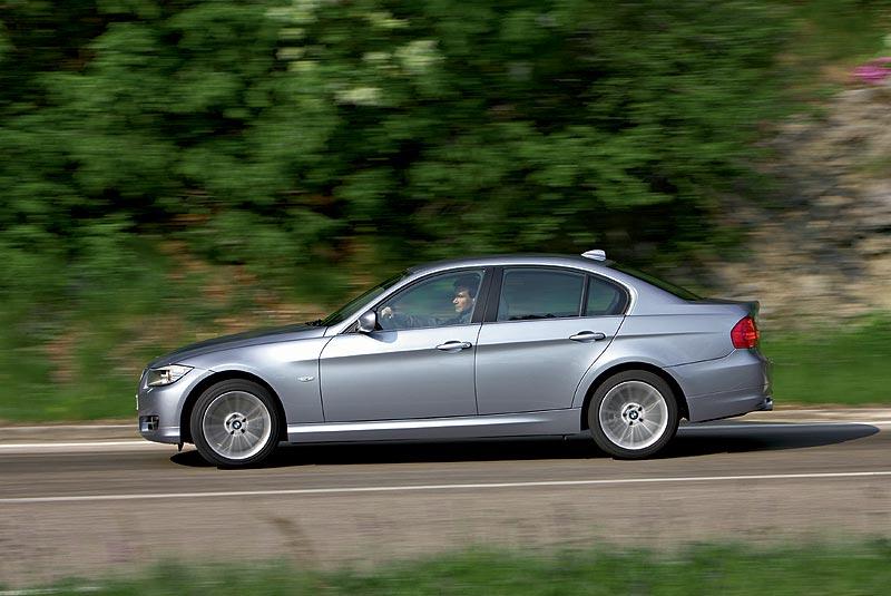 BMW 3er Limousine (Modell E90), Facelift