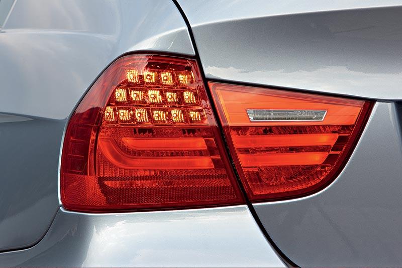 BMW 3er Rücklicht nach dem Facelift