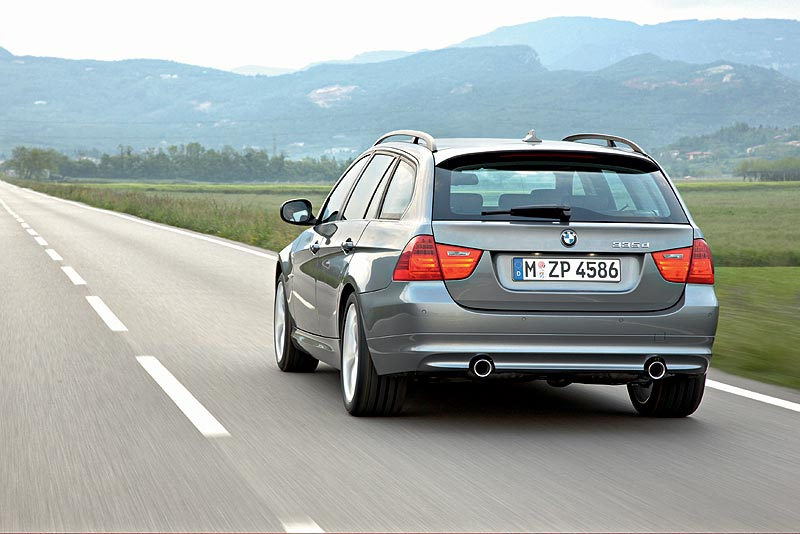 foto bmw 3er touring modell e91 facelift vergr ert. Black Bedroom Furniture Sets. Home Design Ideas
