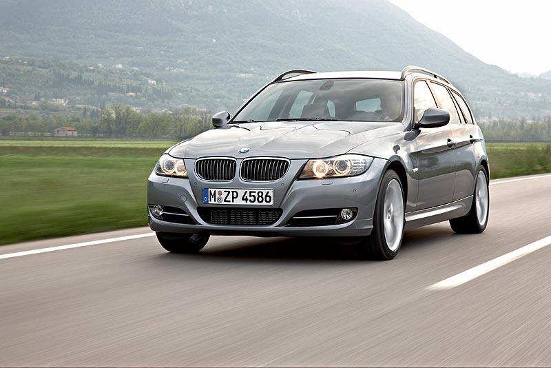 BMW 3er Touring (Modell E91), Facelift