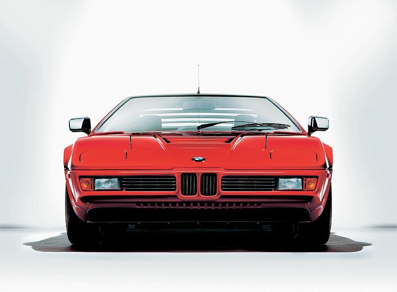 75 Jahre BMW Automobile: BMW M1, 1978