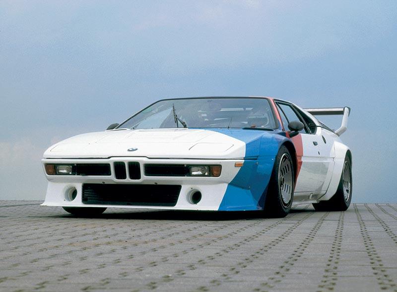 Bis zu 490 PS stark: BMW M1 Procar - 1979