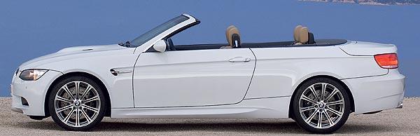 forum.com - Technische Daten: BMW M3 Cabrio, Modell E93, ab 3.2008