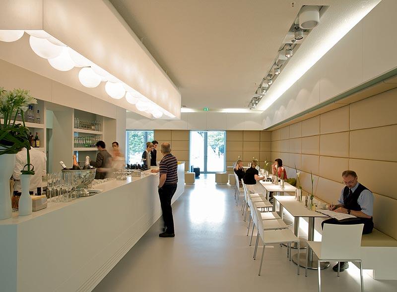 Café Bar M1 im BMW Museum München