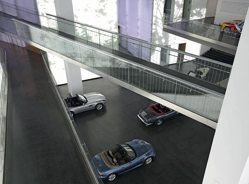 Central Space im BMW Museum München