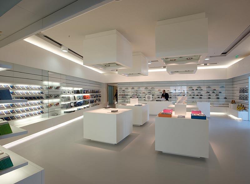 Shop im BMW Museum München