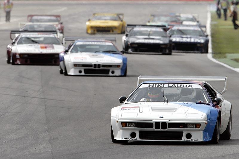 Samstag, 19. Juli 2008, Deutschland Grand Prix, Hockenheim. BMW M1 Procar.