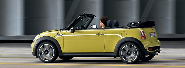 7 technische daten mini cooper s cabrio ab 2009. Black Bedroom Furniture Sets. Home Design Ideas
