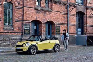konsequent offen das neue mini cabrio 2008 2015. Black Bedroom Furniture Sets. Home Design Ideas
