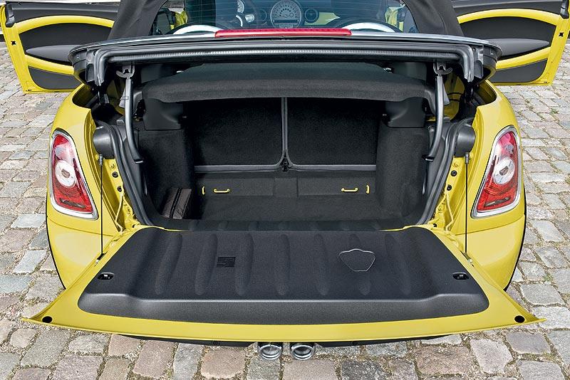 MINI Cooper S Cabrio, Easy Load System