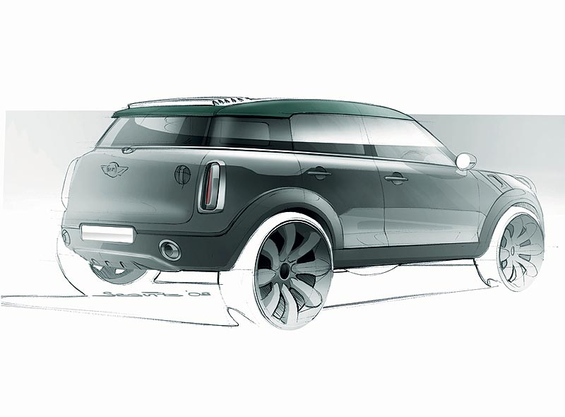 MINI Crossover Concpet