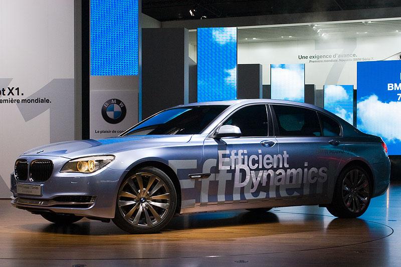 Weltpremiere des BMW Concept 7series Active Hybrid