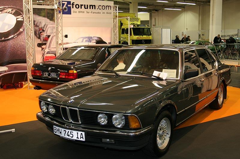 BMW 745i Executive (E23) von Heinz-Peter