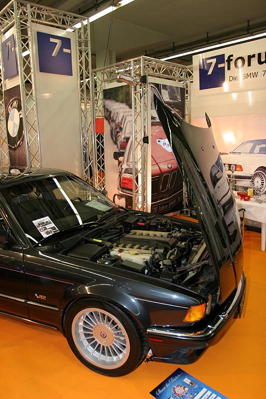 Alexanders BMW 750iL Highline