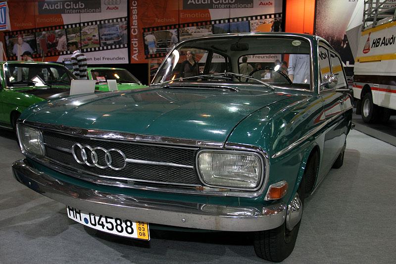 Audi 100 (1800/4T), Ausführung S, Bj. 1969, 1.749 cccm, 90 PS